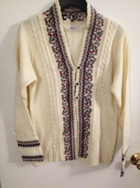Beautiful embroided sweater