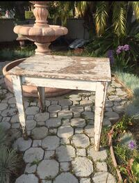 brown wooden table with chair Long Beach, 90806