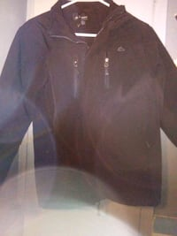 Black youth jacket