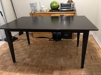 Dining Table 4 to 6 persons solid wood Montréal, H4N