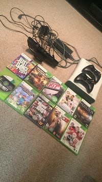 Xbox 360 (great condition)