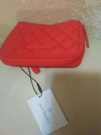 red and black leather crossbody bag Panama City, 32401
