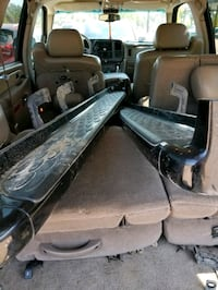 2006 GMC Yukon Running boards Madison