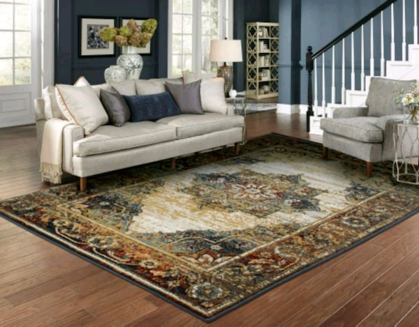 New 5x8 and 8x11 Persian rug