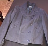 gray button-up coat Toronto, M4P 1R4