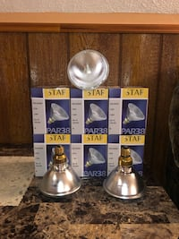 *BRAND NEW* STAR Commercial PAR38 HALOGEN Spotlight Lightbulbs Cambridge, N1R 4X6