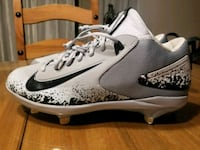 NIKE ZOOM TROUT 3 PRO METAL BASEBALL CLEATS..SZ 12 Bakersfield, 93308