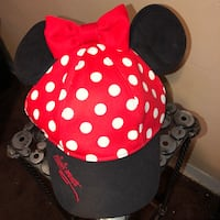 Disney Parks Minnie Mouse Youth Hat Carson, 90745