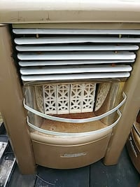 brown and white space heater Temple, 76504