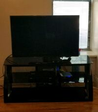 3 Piece metal TV stand. Hoboken, 07030