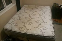 Queen mattress set Surrey, V3S 1T6