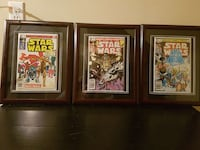 Custom Framed Comics!! Saint Thomas, N5P 1E1