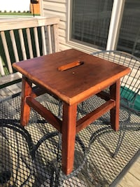 Wooden Step Stool Frederick, 21703