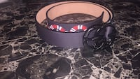 black and red Gucci belt London, N6G 2T6