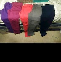 assorted-color clothes lot Frederick, 21702