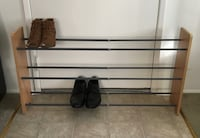 Samsonite 3-Tier Expandable Shoe Rack