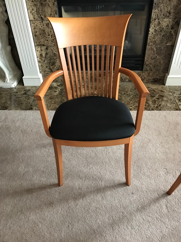 IMS SRL 6 Person Table And Chair Set
