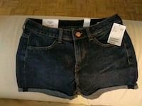 gap jeans, h&m shorts, shoes, pillow Toronto, M5T 1B3
