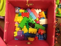 Over 75 Lego Peices