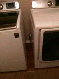 white front-load clothes washer and dryer set Baton Rouge, 70810