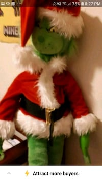ONE OF A KIND THE GRINCH  Stratford
