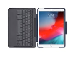 Logitech slim combo with detachable keyboard for 10.5 inch ipad