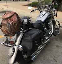 black and gray touring motorcycle Gerrardstown, 25420