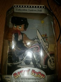 Collectable Betty Boop Dolli sell