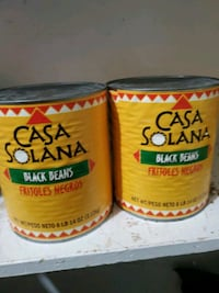 2 large cans of black beans  Temple Hills, 20748