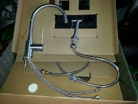 BLANCO Kitchen faucet with sprayer Mississauga, L5G 1W9