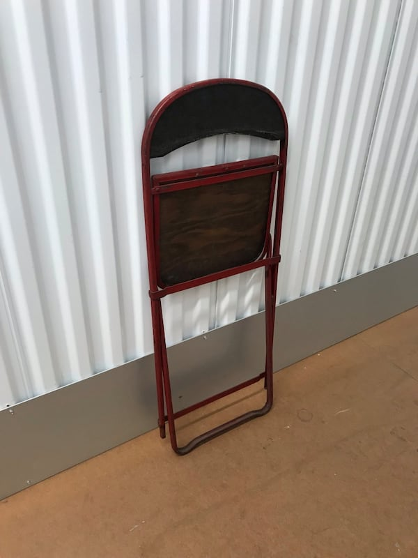 Vintage folding chair 4