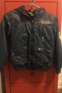 Hooded Jacket for Boys(8/9)