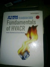 AHRI Fundamentals of HVACR 2nd Edition