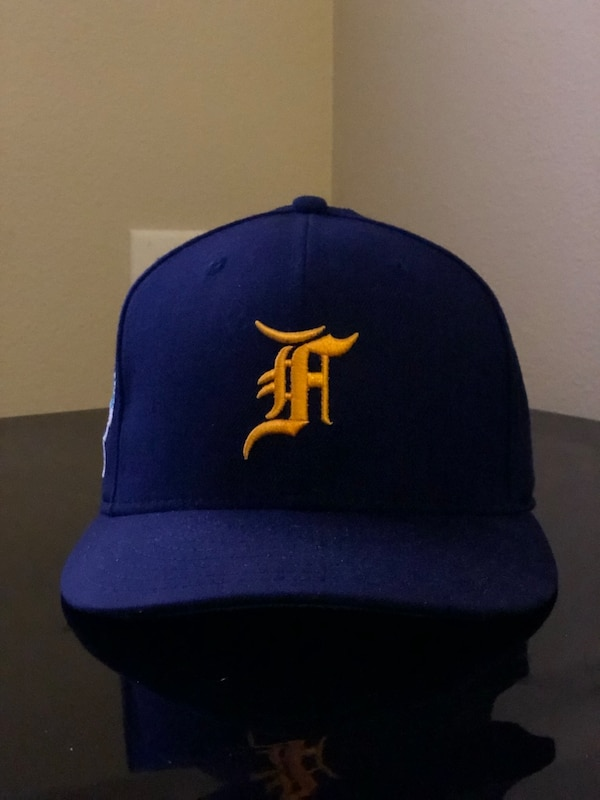 Used FEAR OF GOD HAT X Mariners Griffey for sale in Spanaway - letgo 36781b92d7a