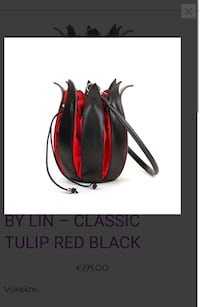 Tulip bag by Lin Toronto, M2N 2G7