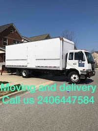 Truck moving services  Oxon Hill