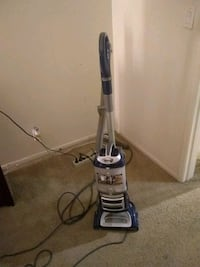 gray and black upright vacuum cleaner Ontario