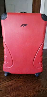 """IT Large 29"""" Red Luggage"""