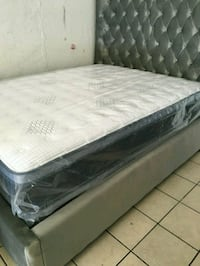 Bed and mattress  Norwalk, 90650