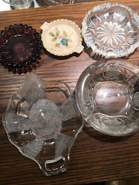 Assortment of Ashtrays Winston-Salem, 27104