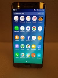 SAMSUNG GALAXY NOTE 5 32GB UNLOCKED TO ALL CARRIER Mississauga