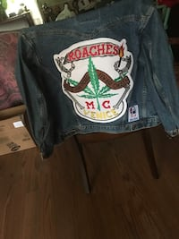 Cheech and Chong Roaches jacket (you see the add it's still available)