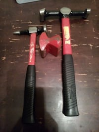 two red and black hammers Fredericksburg, 22401