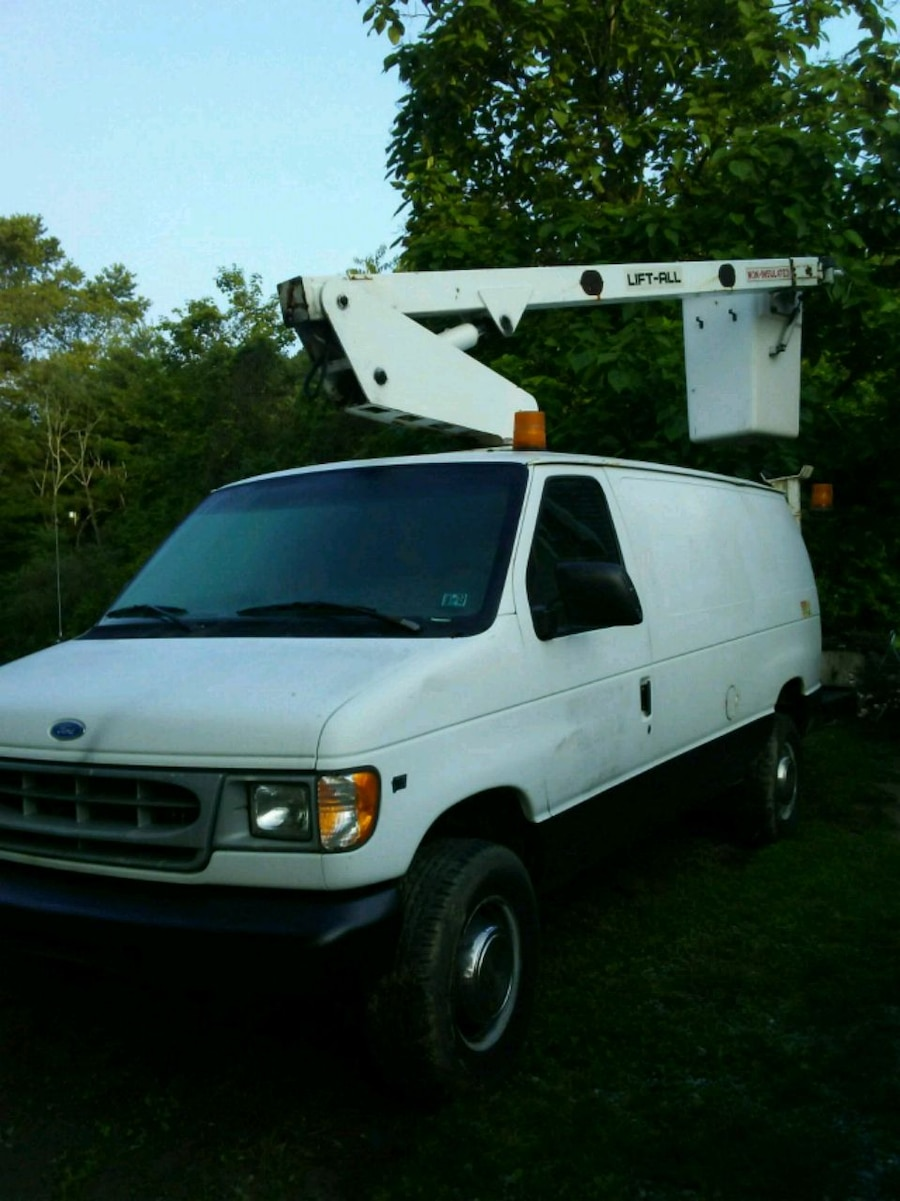 Photo 1997 Ford Econoline Van E-350
