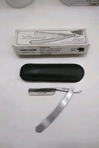 Hand Crafted Straight Razor(stainless steel) Bowie, 20720