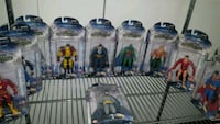 Dc figures never opened New York, 10002