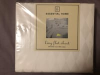 250 thread count 100% Cotton King flat sheet Rockville, 20853