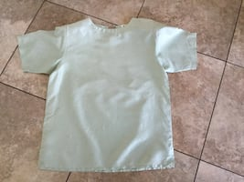 GORGEOUS 100% SILK TOP SIZE SMALL