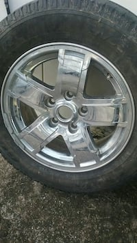 Dodge or Jeep rim New Market, 35761