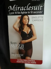 nwt Miraclesuit Sheer Shaper XL  Burnaby